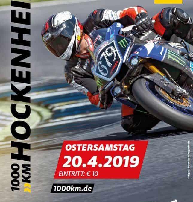 1000km nach Hockenheim