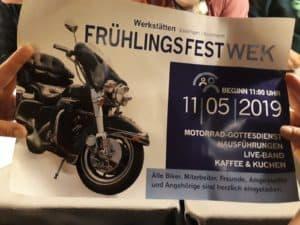W.E.K. Frühlingsfest @ Werkstätten Esslingen | Kirchheim