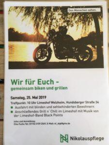 Nikolauspflege - Wir für Euch @ Limeshof Welzheim