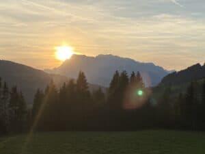 Eisen-Arsch-Öschi-Gebirgs-Seen-Tour @ Esso- Tanke Kirchheim